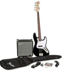 electric bass guitar buying guide